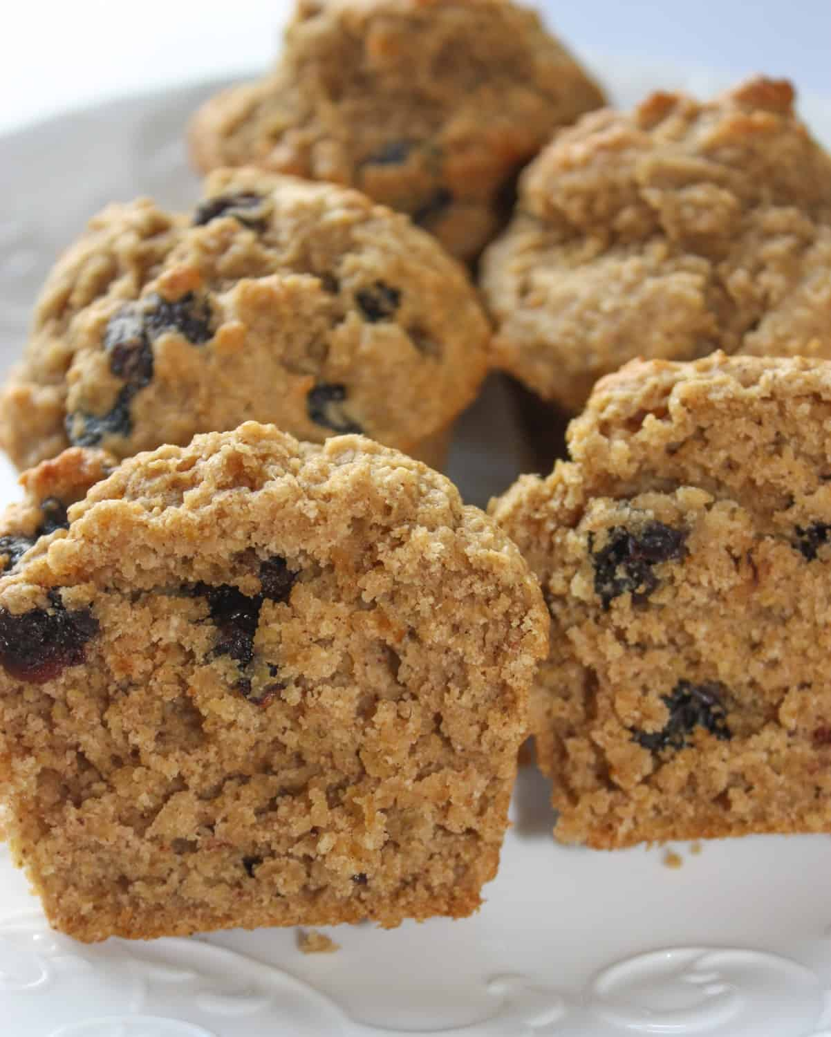 Raisin Oat Bran Muffins are a tasty way to add fibre to your diet.Finding gluten free oat bran means bran muffins are back even for the gluten intolerant!