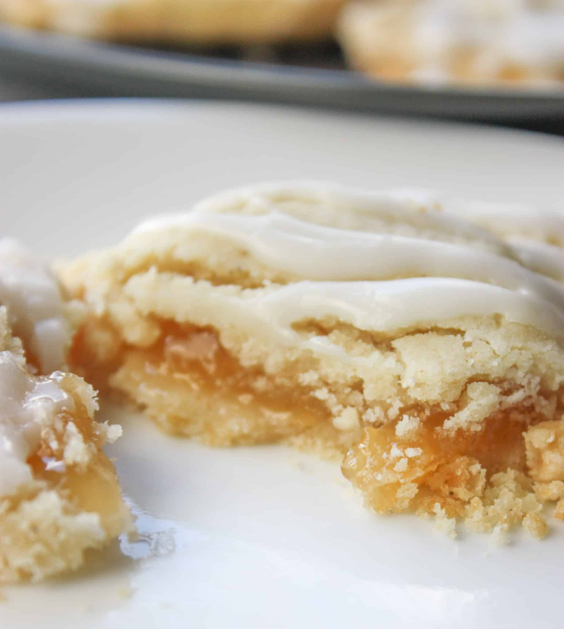 Apple Pie Patties are a great way to use canned apple pie filling. This gluten free pastry would be a delicious accompaniment to your afternoon tea!